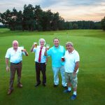 Golf Players at Pine Ridge Golf Club