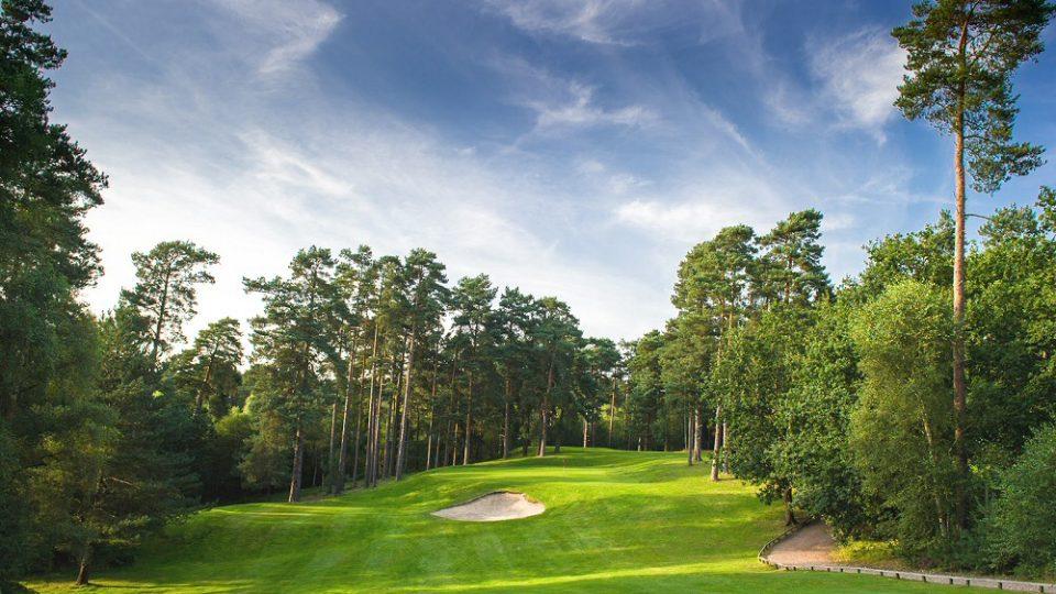17th Hole at Pine Ridge Golf Club
